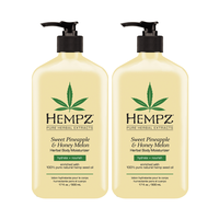 Sweet Pineapple & Honey Melon Herbal Moisturizer