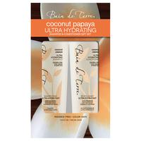 Coconut Papaya Shampoo, Conditioner Holiday Duo