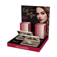 Eye Love You Romance, Undressed Eyeshadow 6 Piece Display