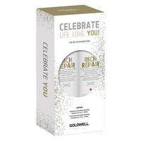 Dualsenses Rich Repair Shampoo, Conditioner Holiday Duo