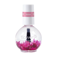 4-in-1 Rose Scented Nail & Cuticle Oil