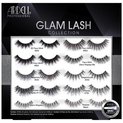 Glam Lash Pack - 10-Count