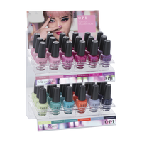 Tokyo Collection Nail Lacquer - 36 Piece Display