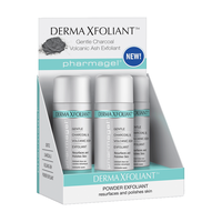 Derma Xfoliant - 3 Piece Display