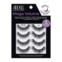 Mega Volume Lashes #252 4 Pack