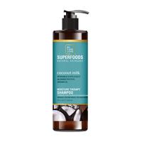 SuperFoods Coconut Milk Moisture Therapy Shampoo