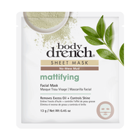 Mattifying No-Mess Mud Sheet Mask