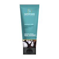 SuperFoods Coconut Milk Moisture Therapy Mask Treatment