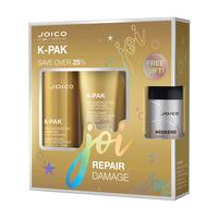 K-Pak Reconstructing Shampoo, Conditioner, Dry Shampoo