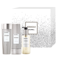 Kerasilk Reconstruct Shampoo, Conditioner Holiday Duo