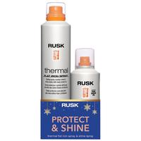 Thermal Flat Iron Spray, Thermal Shine Spray 55% VOC Duo