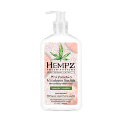 Pink Pomelo & Himalayan Sea Salt Herbal Moisturizer