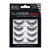 Faux Mink Lashes Wispies - 4 Pack