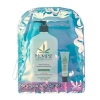 Age Defy Herbal Body Moisturizer Body Gift Set