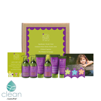 Kids Little Green Large Salon Intro