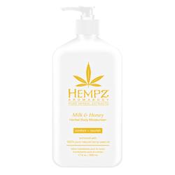 Milk & Honey Herbal Body Moisturizer
