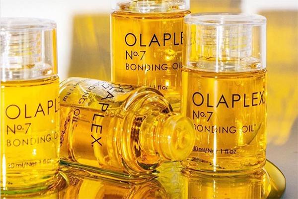 New Olaplex No. 7 Bonding Oil