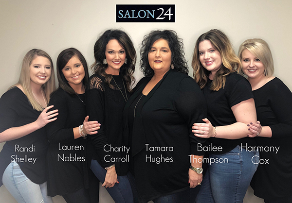 Salon 24 Stylists