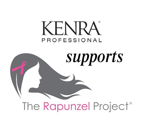 Kenra Professional & Rapunzel Project Banner
