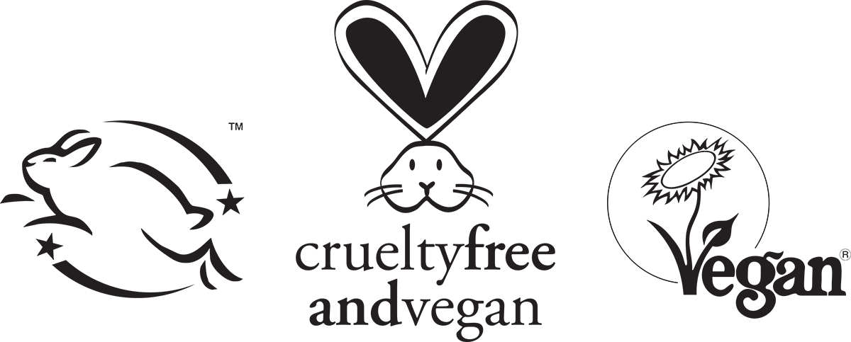 Cruelty free and vegan