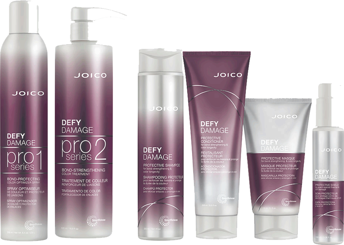 Joico Defy Damage Model