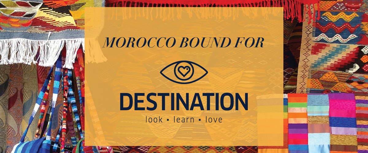 Destination Lifestyle in Morocco