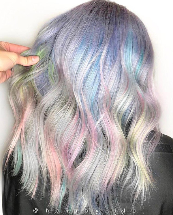 Holographic Hair @hairby.llo