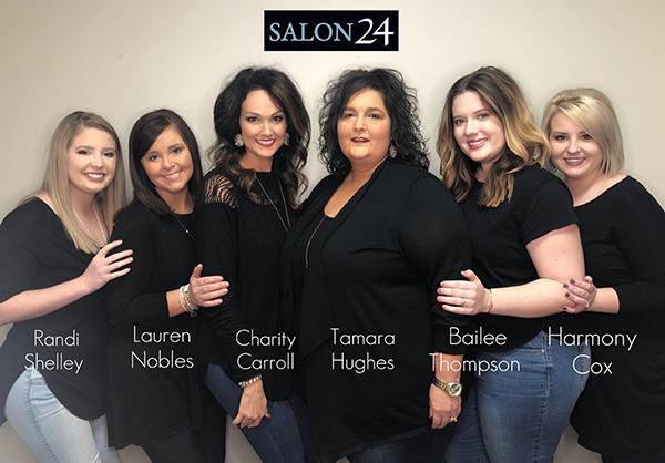 Salon 24 Stylists