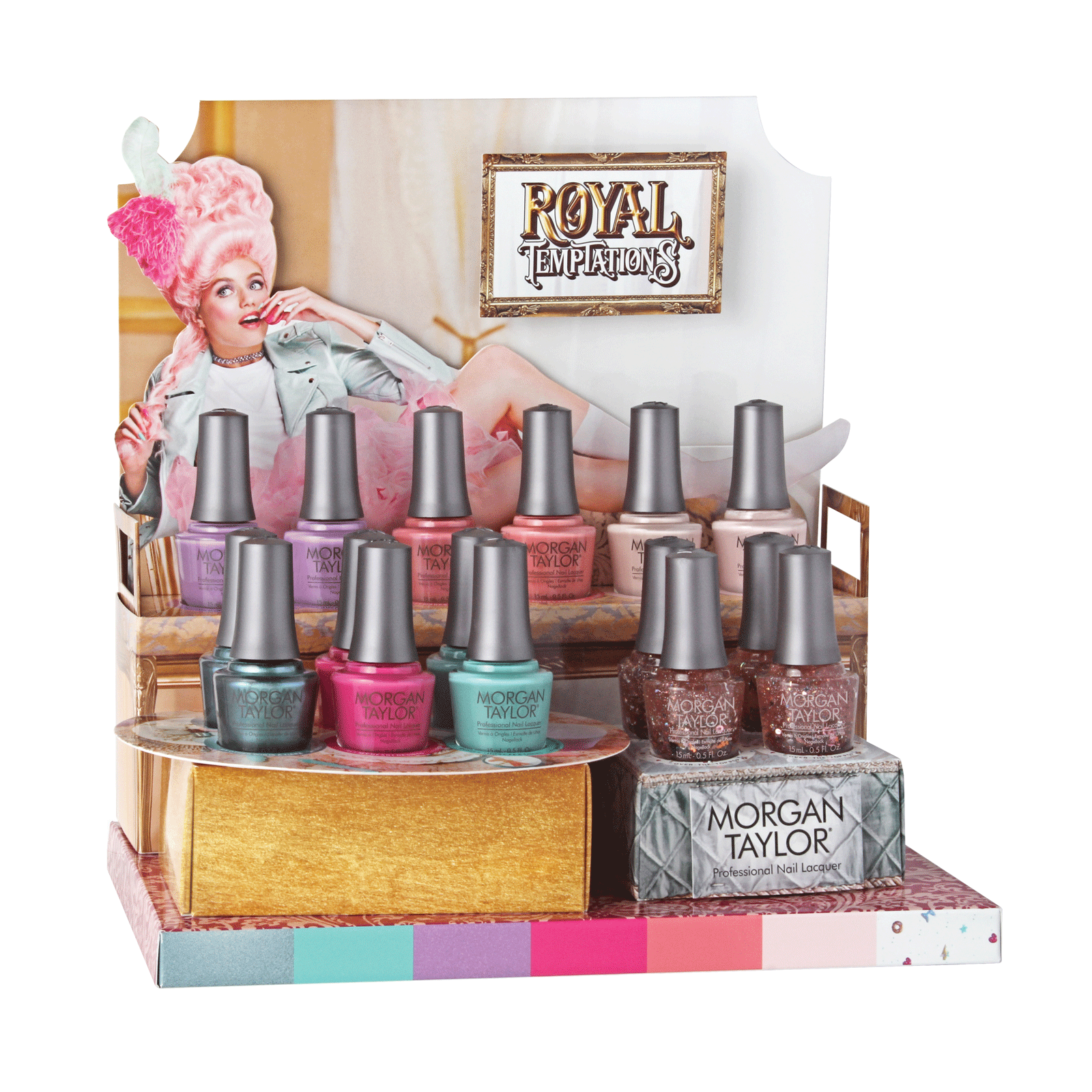 Royal Temptations Collection - 16 Count Display
